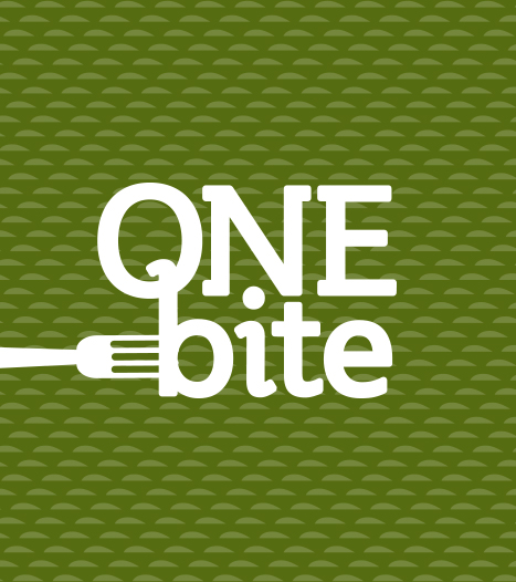 One bite