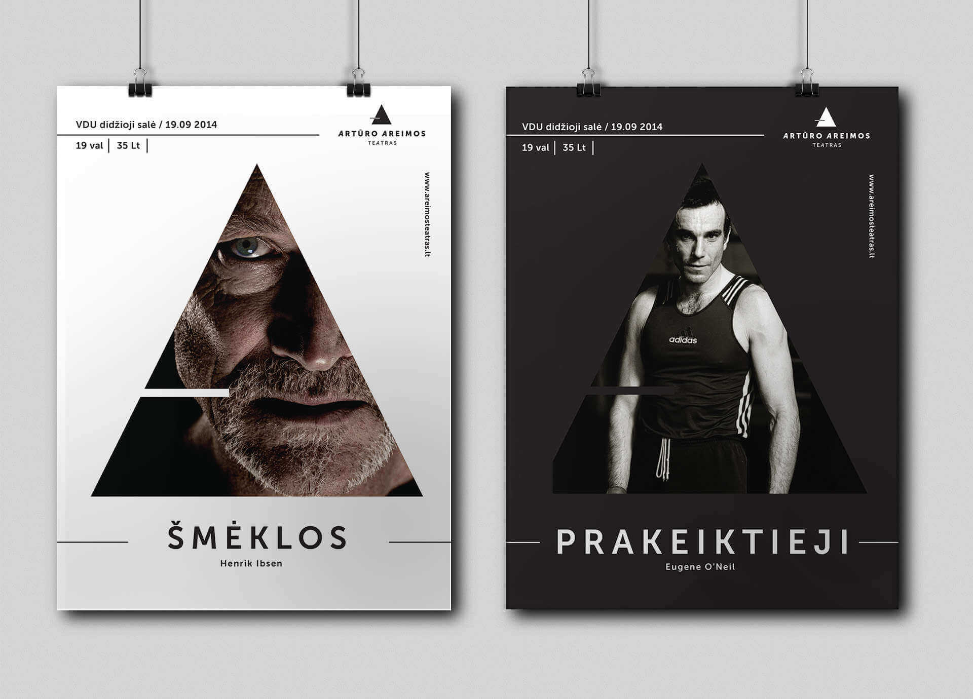 5 posters